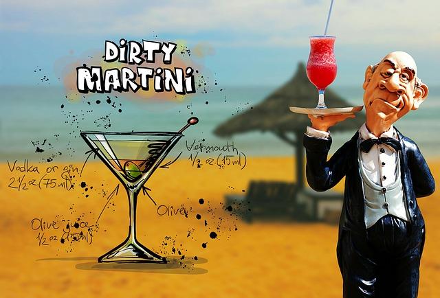 Bild Dirty Martini